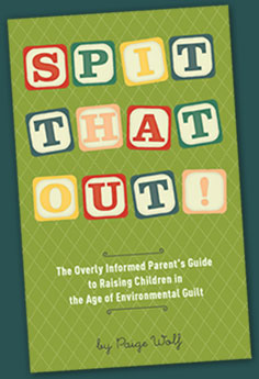 Book Review: Spit That Out!