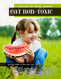 Book Review of Eat Non-Toxic: a Manual for Busy Parents