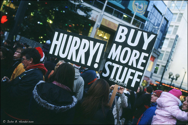 4 Ways to Be a Green Consumer on Black Friday and Beyond