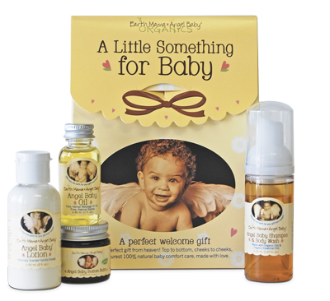 Giveaway and Holi-Daily Deal: Earth Mama Angel Baby from Lullaby Organics