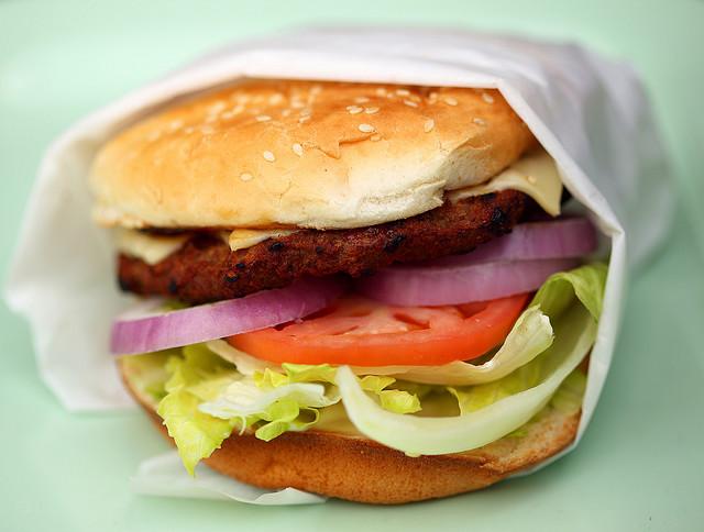All Natural Burger