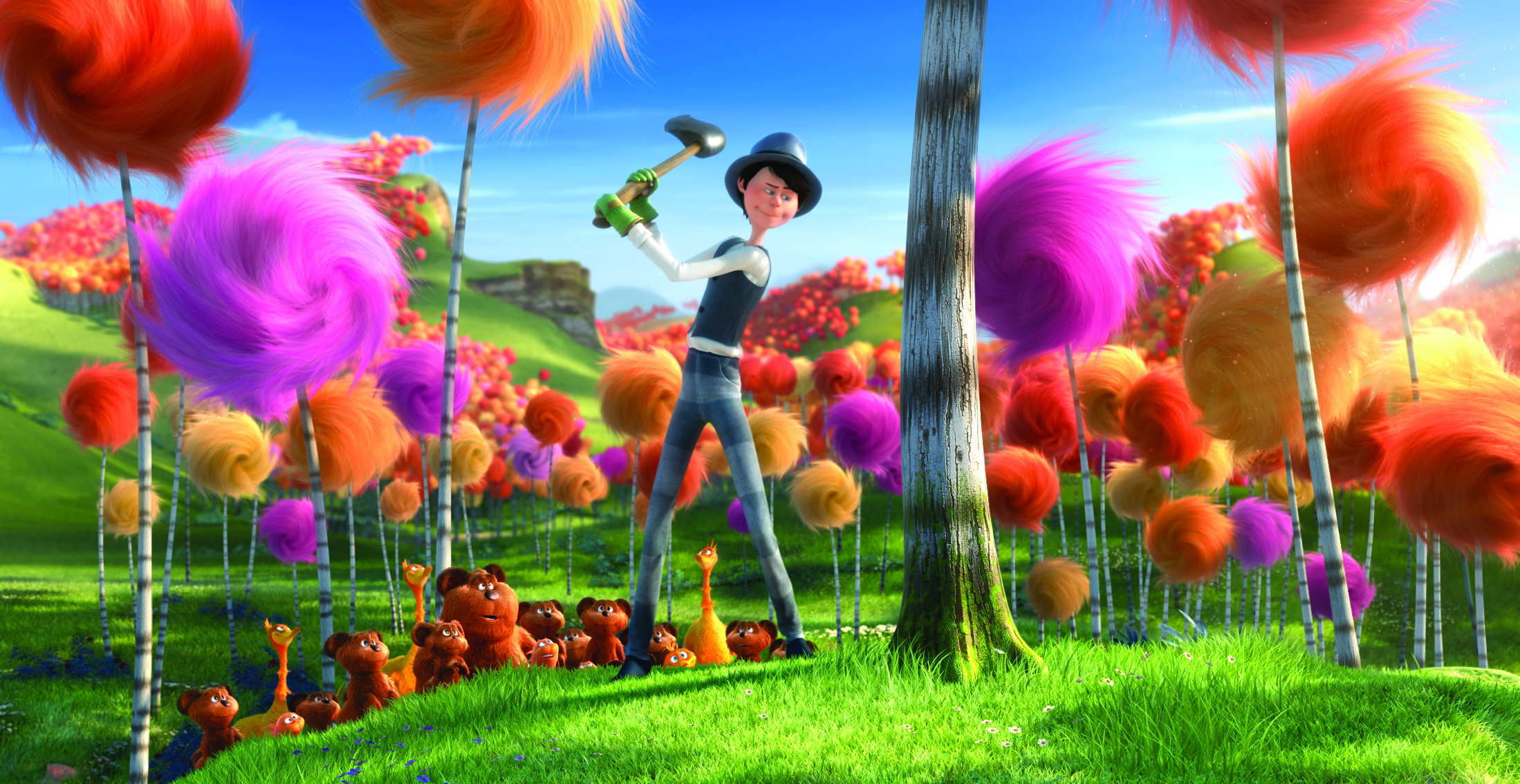 Lessons from The Lorax: 3 Ways Your Family Can Protect the Earth