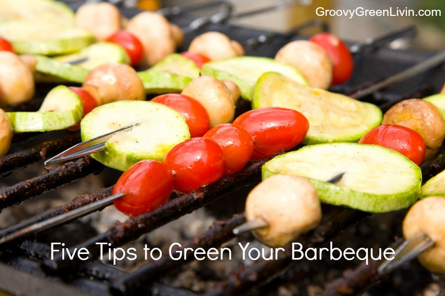 Five Tips to Green Your Barbeque