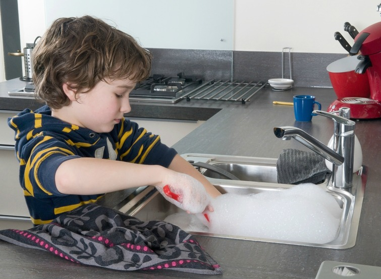 {Review and Giveaway} How to Have a Paperless Kitchen