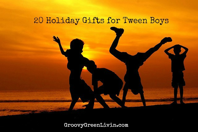 Groovy Green Livin Gifts for boys