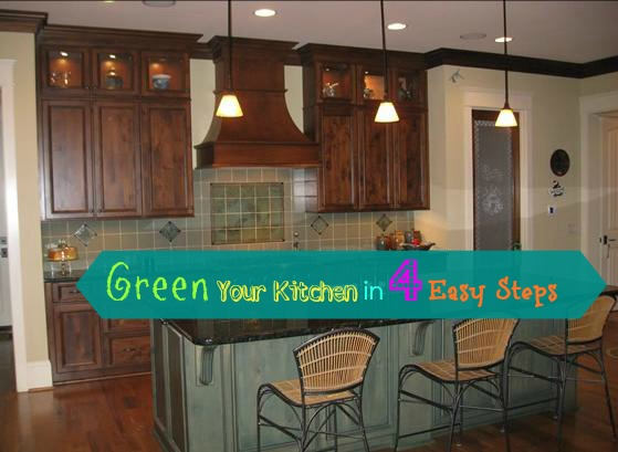 Green Your Kitchen in 4 Easy Steps (VIDEO)