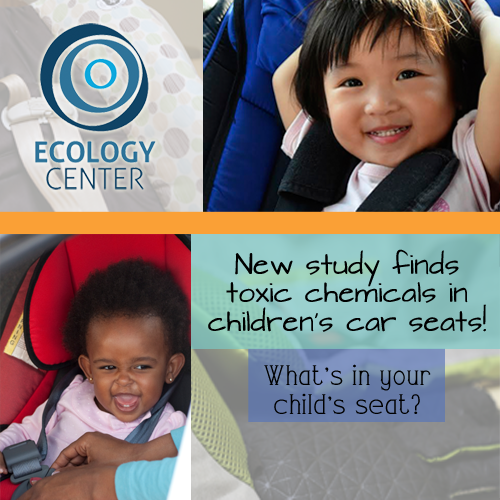 Are There Toxic Chemicals Hiding in Your Child's Car Seat?