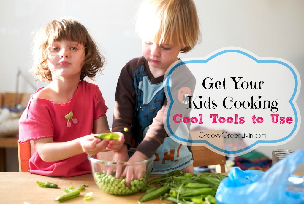 Get Your Kids Cooking: Cool Tools to Use