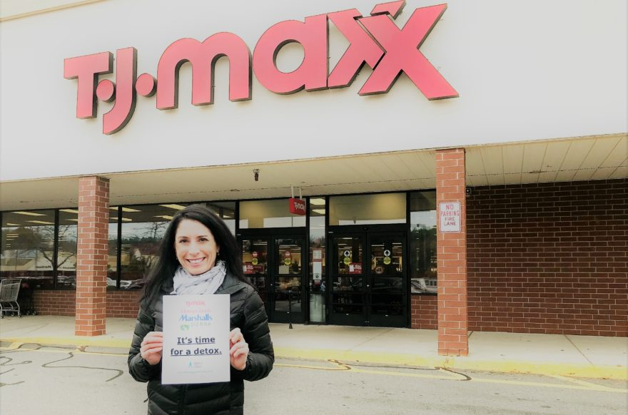Hey T.J. Maxx, We Want Safer Products